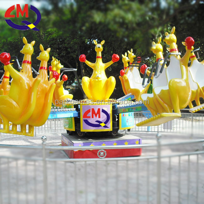 <strong>China</strong> Supplier Happy Jumping Kids!! Rides Amusement Park Kangaroos Jump/Carnival Rides for Sale