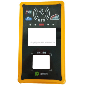 Custom Waterproof Membrane Photoelectric Switches For POS Machine