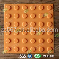 Outdoor Paving Tiles Made by TPU/PVC Hengsheng Brand