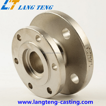 OEM Stainless Steel Double Eccentric Butterfly Valve Body