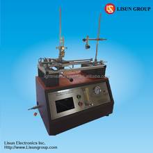 HVR-LS Horizontal Vertical Flame Tester used to test the appliances and plastic materials parts of electrical equipment