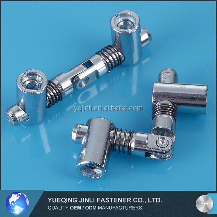 2 pin female connector for profile 3030