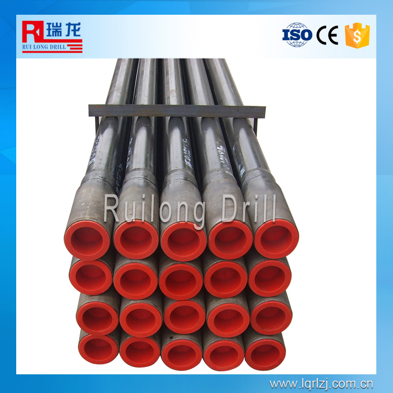 ASTM A53 LSAW 5L GR B square galvanized Carbon Steel tube/Pipes for water well drilling rig
