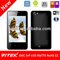 "Hot 4"" Android Dual core smartphone"