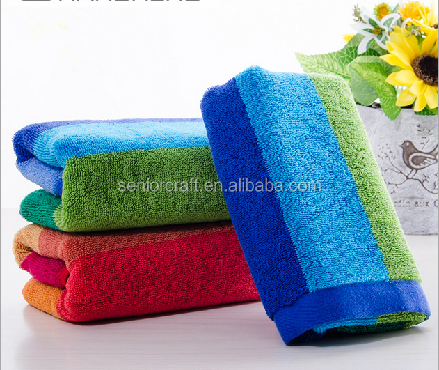 senior cotton towel