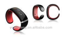 New Arrival. 2014 the smart silicone bluetooth bracelet