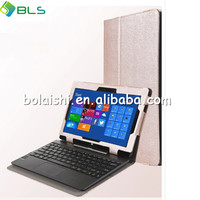 Support PU leather case for asus transformer book t100