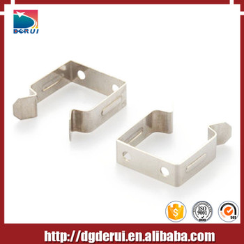 Stamping Metal Precision Battery small clips
