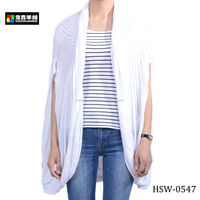 Ladies White Sleeveless Ruffle Blouse, Ladies White Loose Blouse
