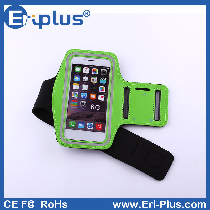 Promotional Outdoor High Quality Armband Armlet Mobile Phone Cover For iPhone/Samsung