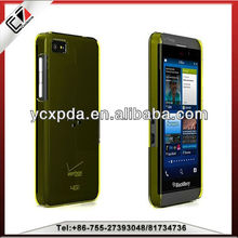 2013 army green color hard shell phone case for Blackberry Z10