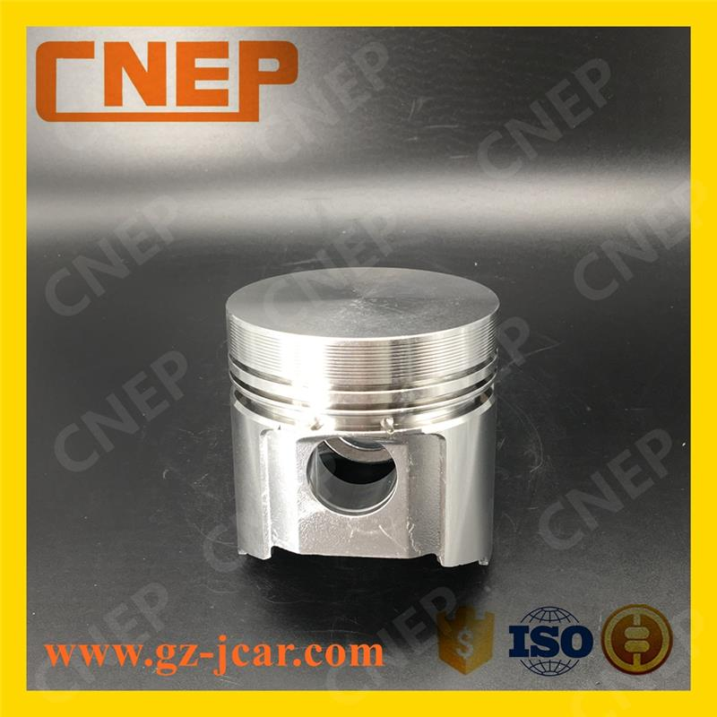 japanese car accessories Diameter 125mm car piston manufacturer used diesel truck engine