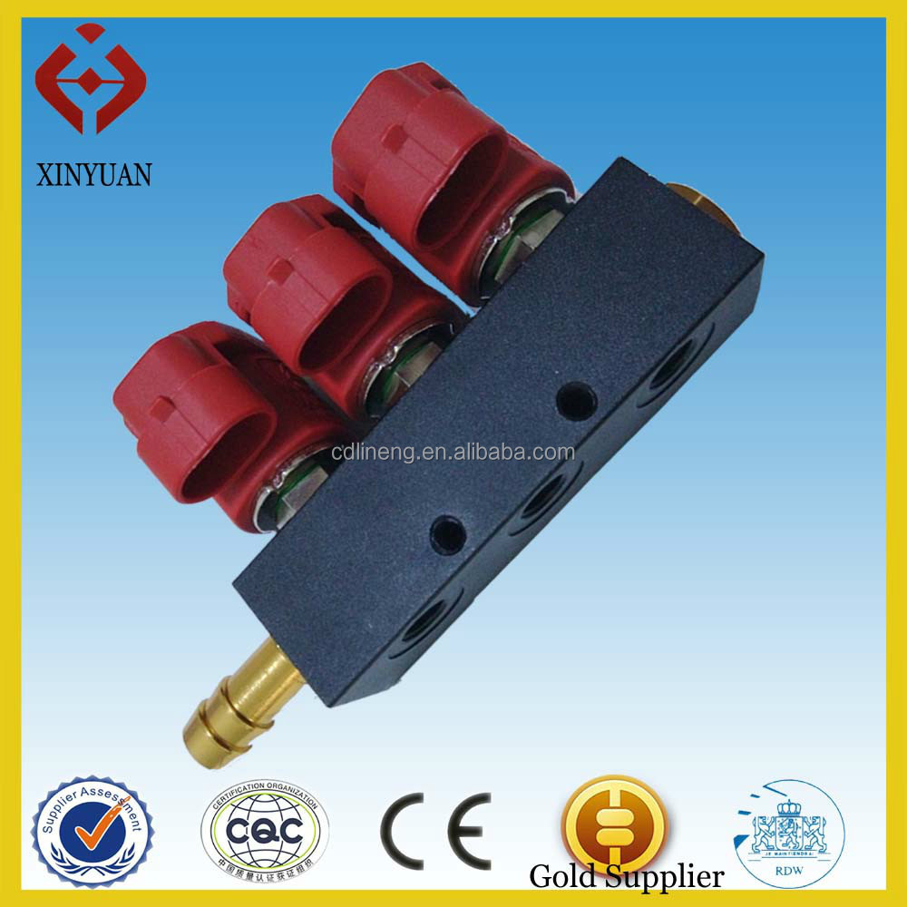 lpg automatic nozzle injector for cng kit