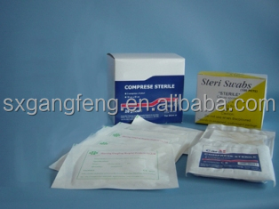 sterile gauze compress, BP quality