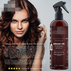 Argan Oil Hair Protection, Hair Spray, Thermal Shield