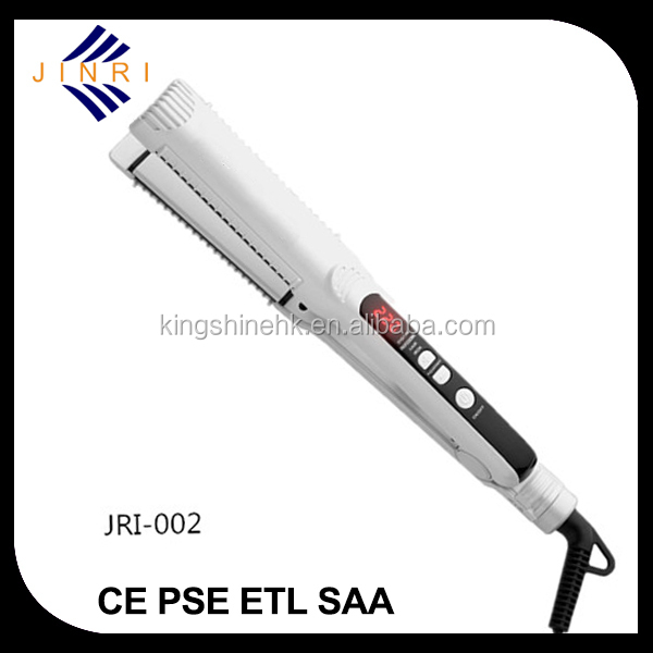 Wet 2 Straight ceramic hair straightner