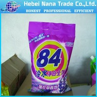 ingredients of washing powder, detergent powder with Large scale washing powder OEM / ODM manufacturer