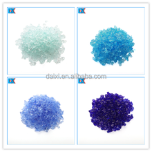 China Colored Crushed Glass From Manufacturer