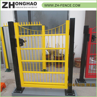 High Quality Supply Used Wrought Iron Railing