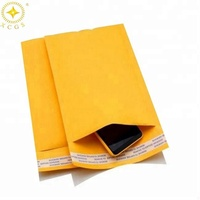 Cheap Price CD #00 Gold Kraft Bubble Envelopes