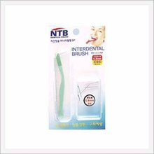 Dental brush (Mini-Rifill Type)