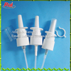 PP plastic medical application nasal sprayer, medical pump for nose spray