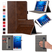 Magnetic Smart Flip Cover Stand Wallet PU Leather Case For Huawei M3 8.0 Tablet