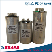 air conditioner capacitor 250V 10uF 15uF 20uF 25uF 30uF 32uF 35uF 40uF 50uF 60uF,CBB65 capacitor,motor run