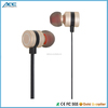 Consumer Electronic Metal Earphone Earbuds From
