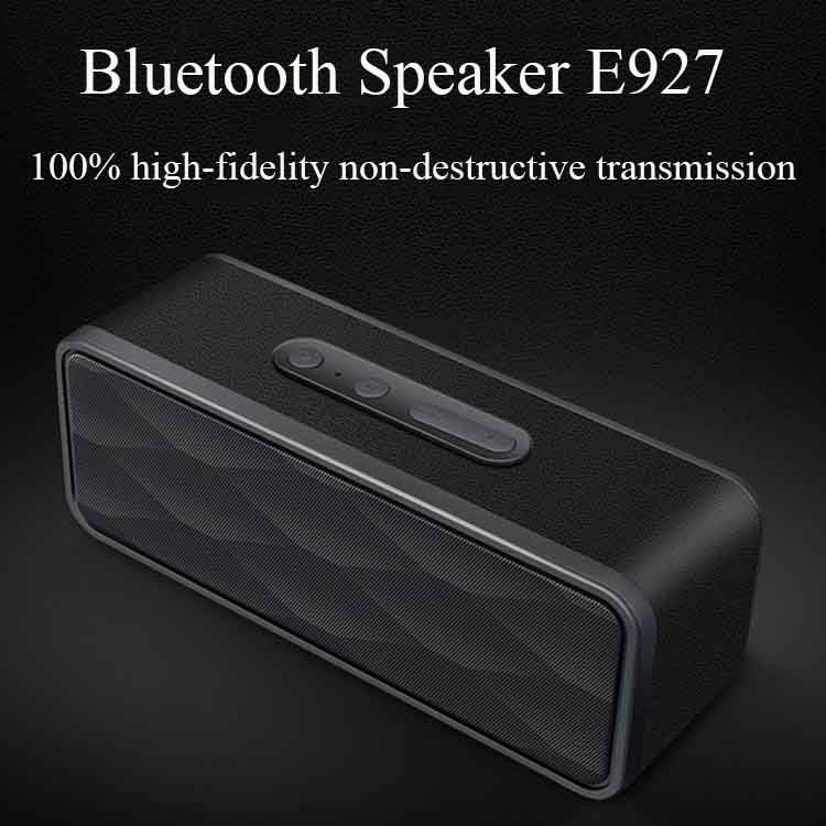 Excellent Quality Portable Bluetooth Speaker E927 micro speaker for mobile phone