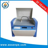Multi-function transformer oil tan delta testing instrument