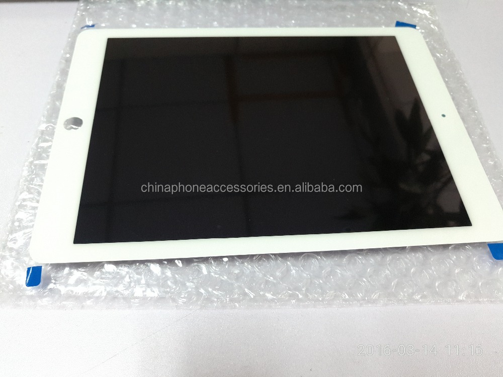 2016 Wholesale Replacement Touch Screen Digitizer+LCD Display Assembly for Ipad Air 2