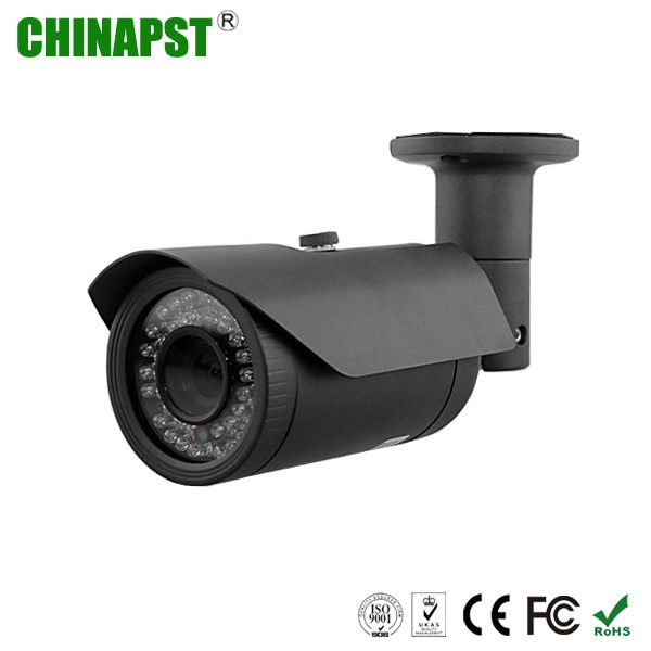 Professional Manufacturer 720P 1.0MP POE Weatherproof Infrared P2p Outdoor Cctv Ip Camera PST-IPCV203AS