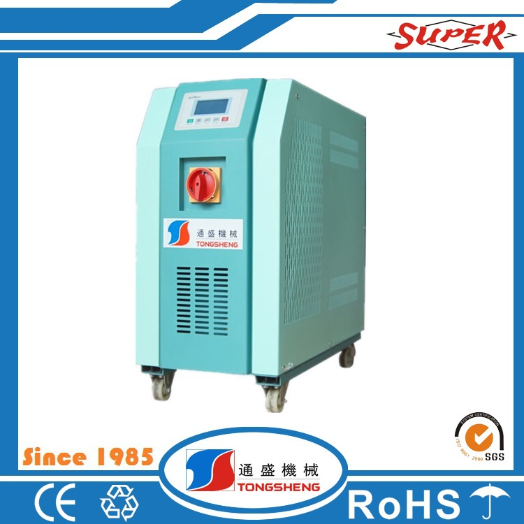 New style injection mold temperature controller oil type 6kw