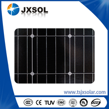 High quality photovoltaic mono cells 350 watt roof solar panel