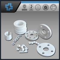 Extruded White Teflon ptfe special articles