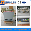 1700C Laboratory High Temperature Horizontal Tube Furnace with Corundum Tube