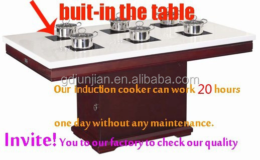 nuwave pro cooktop shabu shabu table