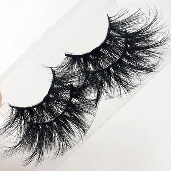 2019 private label custom eyelash packaging mink eyelashes 3d mink lashes