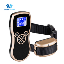 New Scratch resistant UV surface Rechargeable 880 yards Remote Electric Shock Dog training collar Dog Training Devices