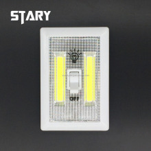 STARY 2w cob switch light bedroom light with magnet