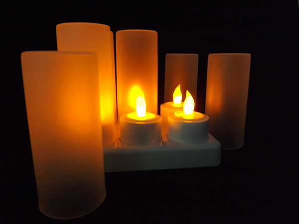 Factory wholesale LED candle for night party led candle light