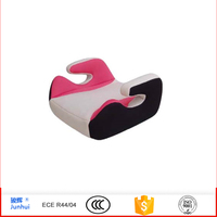 designer breathable safety ece r44/04 baby booster car seat