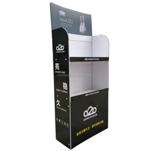 Eye catching pop up display stand/cosmetic tile display stand/flyer display stand