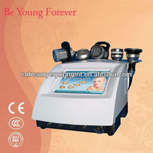 6 in 1 cavitation slimming system body vacuum suction machine