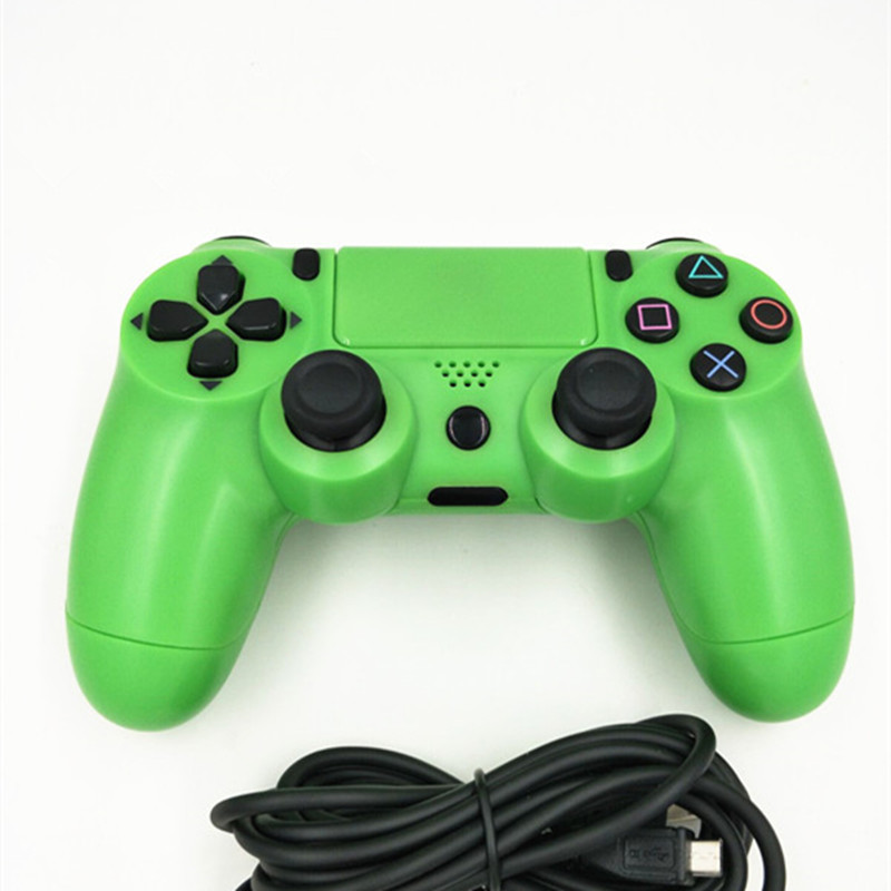 original quality and rechargable inner battery Bluetooth PS4 controller for the worldwide game players