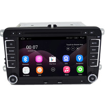 Free shipping HD touch screen android car radio 3G wifi for VW Seat Alhambra