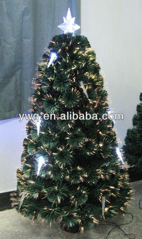 2015 hotselling barato fibra optica arbol de navidad - Arbol navidad barato ...