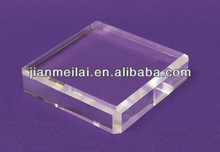 Excellent clear acrylic base