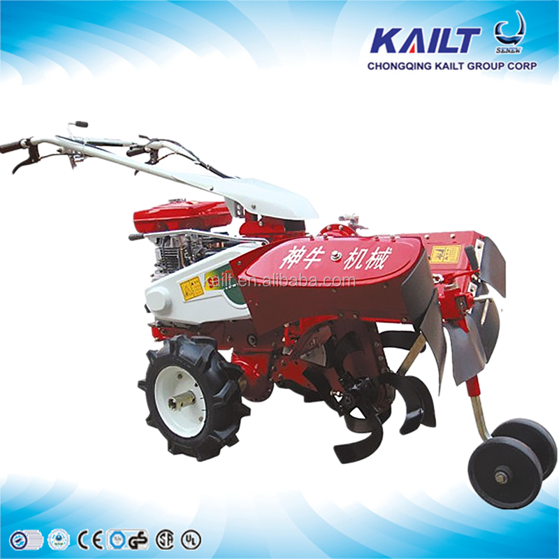 walking machine management ridge plow cultivator and new pastoral management machine